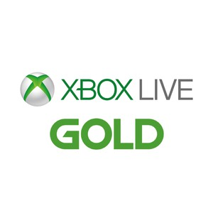 Xbox Live Gold Membership Brand Image